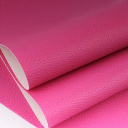 Заменитель кожи Классик лоскут 20*30см (розовый) арт.B150-185