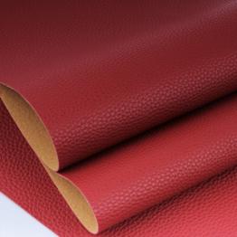 Заменитель кожи Классик лоскут 20*30см (красный) арт.B170-65