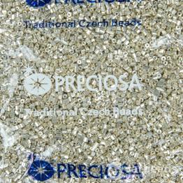 Рубка PRECIOSA 10/0 50грамм цвет: золотой гальванизироавнный 18303