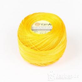 Пряжа Canarias YarnArt 20гр. (оранжевый) арт.5307