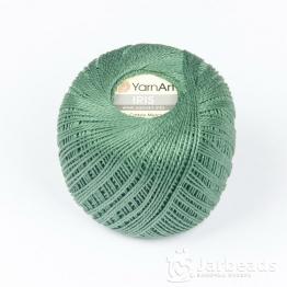 Пряжа Iris YarnArt 20гр. (зеленый) арт.928