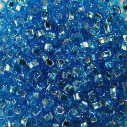 Бисер PRECIOSA 10/0 (50гр) 1сорт цвет: голубой огонек арт.67030kvo