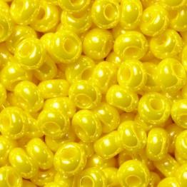 Бисер PRECIOSA 8/0 (50гр) цвет: желтый керамика блестящая арт.88110