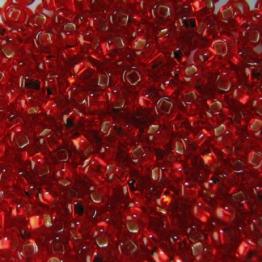 Бисер PRECIOSA 10/0 (50гр) 1сорт цвет: красный огонек арт.97070kvo