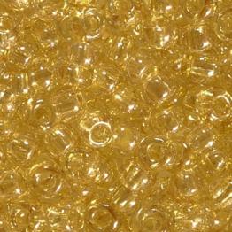Бисер PRECIOSA 10/0 (50гр) 1сорт цвет: бежевый прозрачный люстр арт.48013