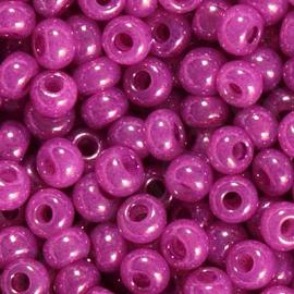 Бисер PRECIOSA 10/0 (50гр) 1сорт цвет: сиреневый арт.17125mel