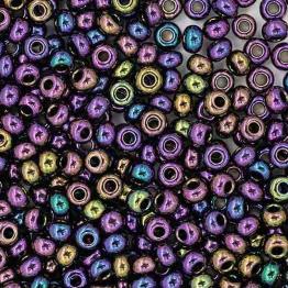 Бисер PRECIOSA 10/0 (50гр) 1сорт фиолетовый ирис арт.59195