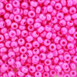 Бисер PRECIOSA 10/0 (50гр) 1сорт розовый арт.17177mel