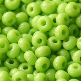 Бисер PRECIOSA 10/0 (50гр) 1сорт цвет: зеленый арт.53310