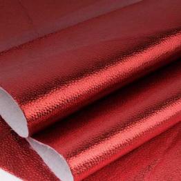Заменитель кожи Бруклин лоскут 20*30см (красный) арт.B250-105