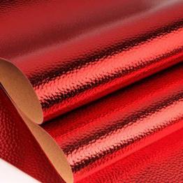 Заменитель кожи Фристайл лоскут 20*30см (красный) арт.B410-65