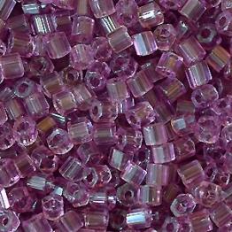 Рубка PRECIOSA 10/0 50грамм цвет: сиреневый прозрачный 20060