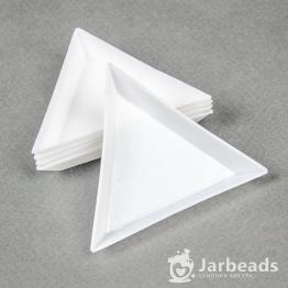 Пластиковый лоточек для бисера и бусин 64*73*10мм