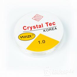 Спандекс Crystal Tec d1мм, длина намотки 8м