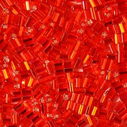 Рубка PRECIOSA 11/0 50грамм цвет: красный огонек 97050