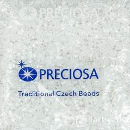 Рубка PRECIOSA 10/0 50грамм цвет: прозрачный 00050