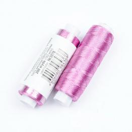 Нитки Вискоза 100% для вышивки и кистей 183м (светло сиреневый) №3078