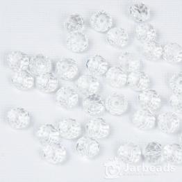 Кристаллы 8мм хрусталь 10штук