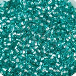 Бисер PRECIOSA 10/0 (50гр) 1сорт цвет: бирюзовый огонек арт.78165