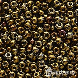 Бисер PRECIOSA 10/0 (50гр) 1сорт цвет: табак ирис арт.59115