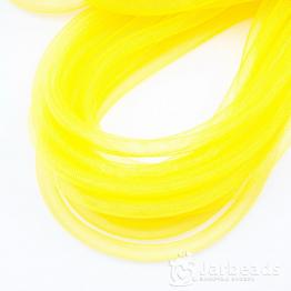 Ювелирная сетка для бижутерии d.8мм 1метр (желтый)