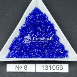 Рубка китайская (450гр) синий темный прозрачный арт.8