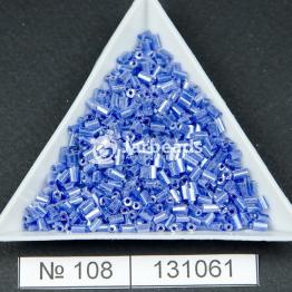 Рубка китайская (450гр) синий прозрачный арт.108