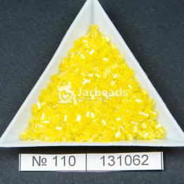 Рубка китайская (450гр) желтый прозрачный блестящий арт.110