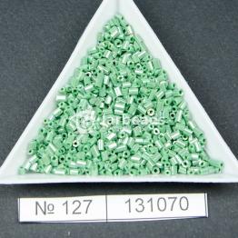 Рубка китайская (450гр) зеленый керамика блестящая арт.127