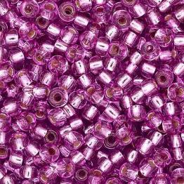 Бисер PRECIOSA 10/0 (20гр) 1сорт цвет: розовый огонек арт.08225