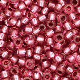 Бисер PRECIOSA 10/0 (20гр) 1сорт цвет: розовый огонек арт.08298