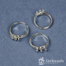 Основа для кольца с 6 петельками d.17,1мм