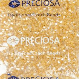 Рубка PRECIOSA 10/0 50грамм цвет: бежевый с блеском 16020