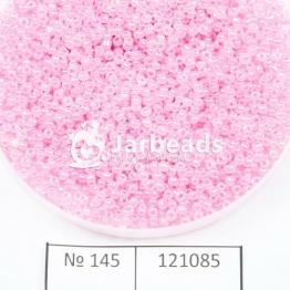 Бисер китайский 12/0 (450гр) розовый нежный жемчужный арт.145