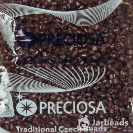 Рубка PRECIOSA 10/0 50грамм цвет: коричневый блестящий 141116
