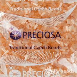 Рубка PRECIOSA 10/0 50грамм цвет: оранжевый сатин 141113