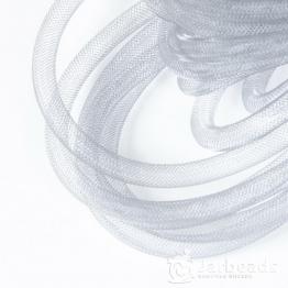 Ювелирная сетка для бижутерии d.8мм 1метр (серый)
