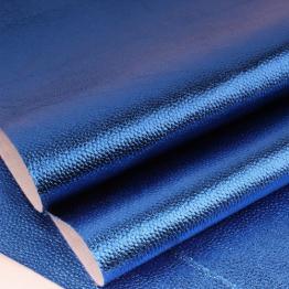 Заменитель кожи Бруклин лоскут 20*30см (синий) арт.B260-185