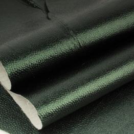 Заменитель кожи Бруклин лоскут 20*30см (зеленый темный) арт.B250-225