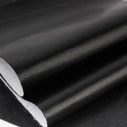 Заменитель кожи Бруклин лоскут 20*30см (черный) арт.B250-185