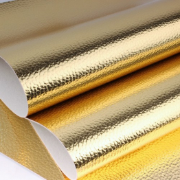 Заменитель кожи Фристайл лоскут 20*30см (золото) арт.B410-105