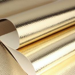 Заменитель кожи Фристайл лоскут 20*30см (золотой светлый) арт.B400-225
