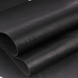 Заменитель кожи Ретро лоскут 20*30см (черный) арт.B380-105
