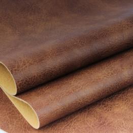 Заменитель кожи Ретро лоскут 20*30см (коричневый) арт.B370-145