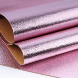 Заменитель кожи Гранж лоскут 20*30см (розовый) арт.D30-130