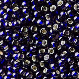 Бисер PRECIOSA 10/0 (15гр) 2сорт синий огонек арт.37110
