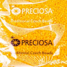 Рубка PRECIOSA 10/0 50грамм цвет: оранжевый с блеском 93110