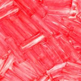 Стеклярус PRECIOSA (50гр) цвет розовый прозрачный арт.01191