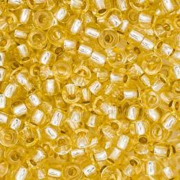 Бисер PRECIOSA 10/0 (20гр) 1сорт желтый огонек арт.78251